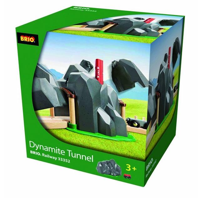 33352 Eksplodująca góra - tunel