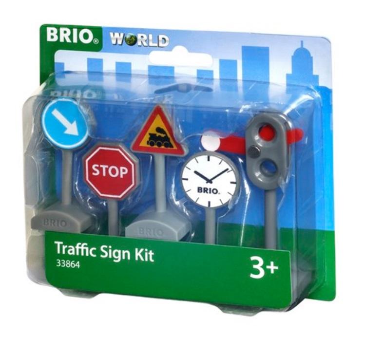 33864 Zestaw znaków z semaforem