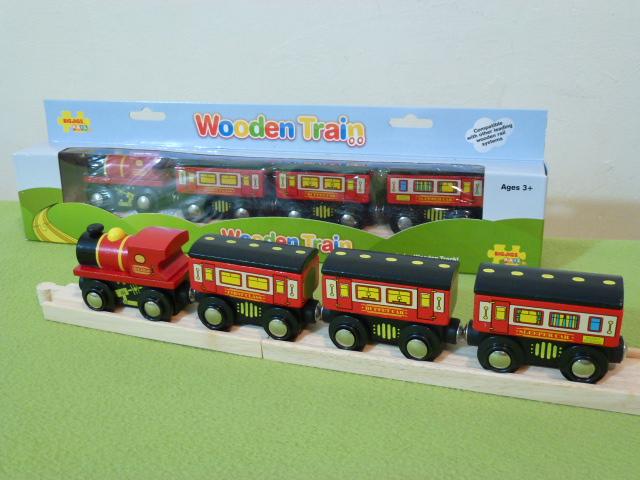 BJT431 Pociąg z wagonami sypialnymi