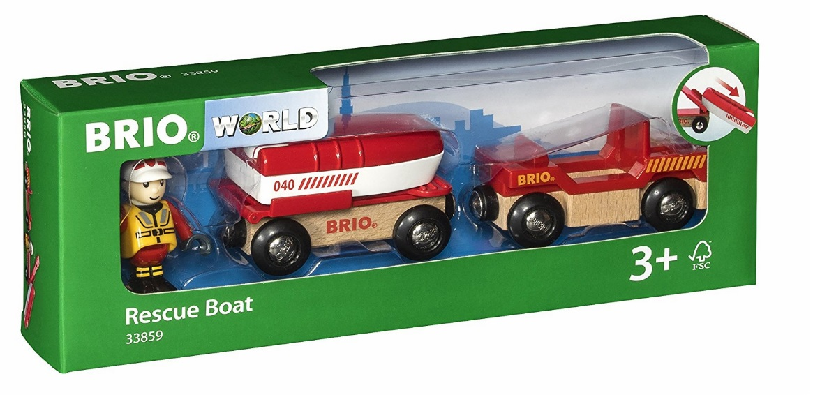 33859 Pojazdy ratownicze - łódź