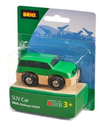33529 Zielone autko SUV