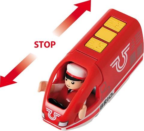 33746 Czerwony ekspres USB elektryczny