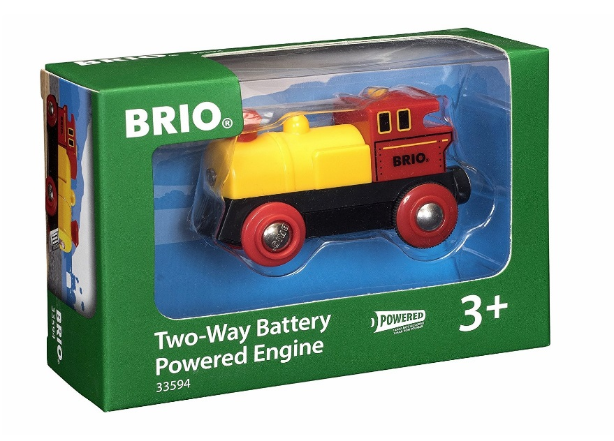 33594 Kolorowa lokomotywa Brio