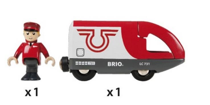 33504 Wagon elektryczny