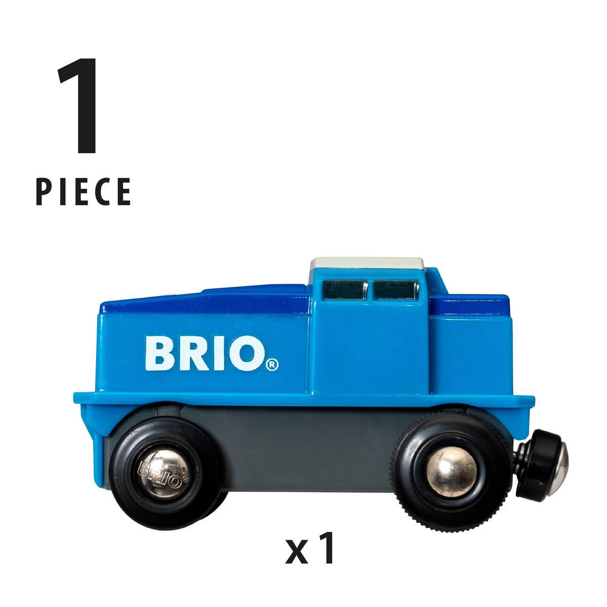 33742 Czarny pocisk - lokomotywa drewniana