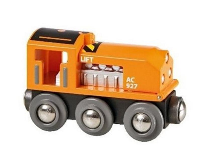 33694 Zajrzyj pod maskę lokomotywy!