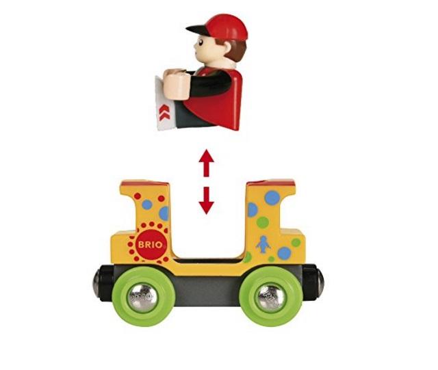 33741 Pasażerski pociąg cyrkowy z maszynistą