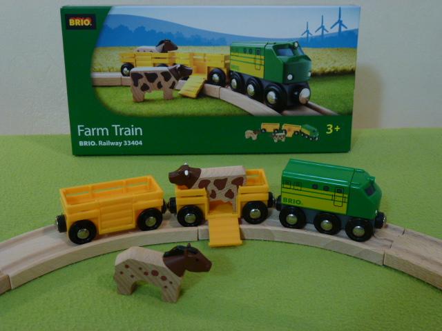 33404 Pociąg farmera