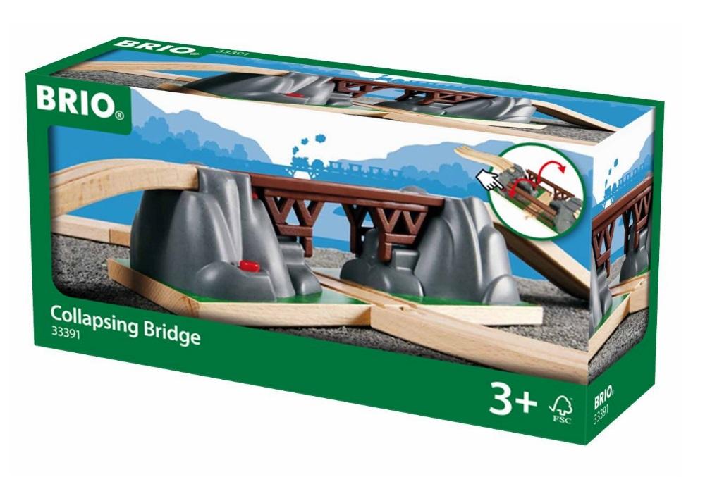 33391 Most pułapka - zapada się po naciśnięciu przycisku