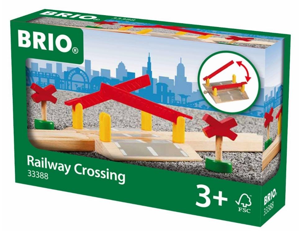 33388 Przejazd kolejowy z dodatkowym torem