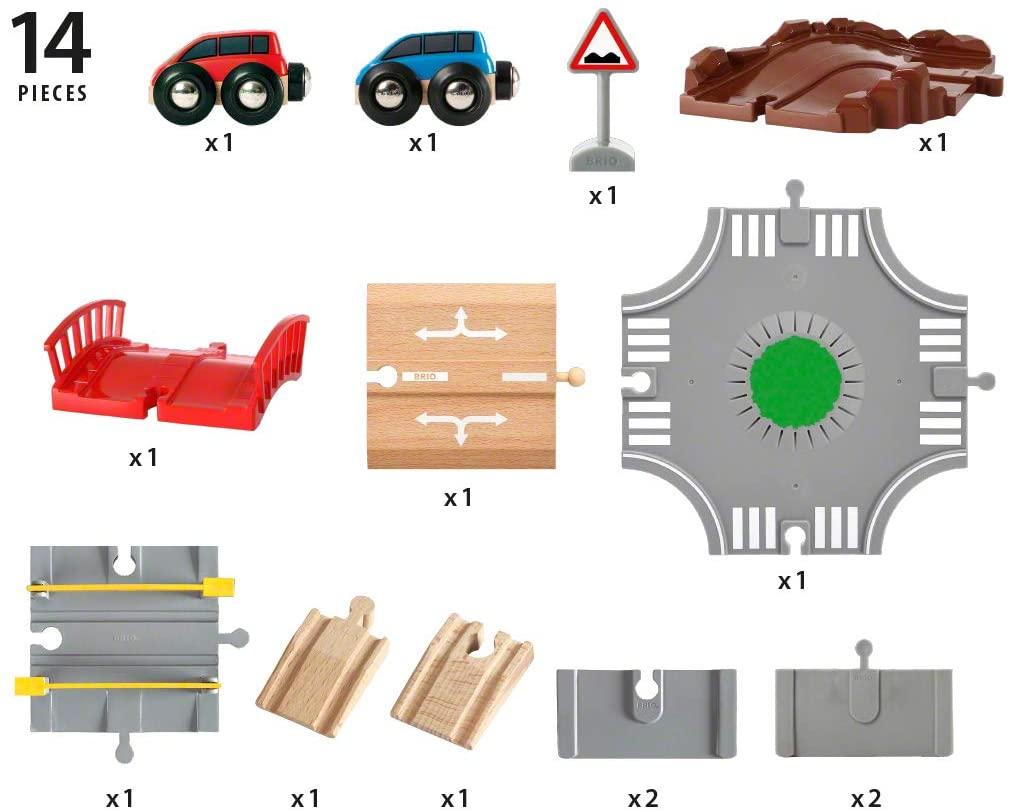 33526 Eco zestaw z wiatrakiem i ciężarówką