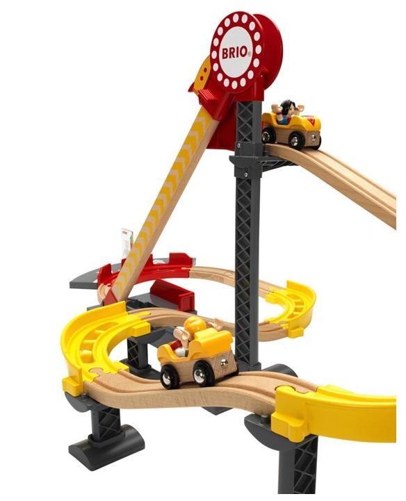33730 Kolejka górska - wielki roller coaster - kompletny zestaw