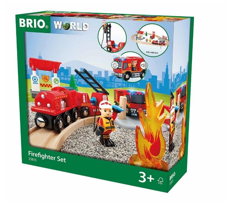 33815 Kolejowy świat strażacki