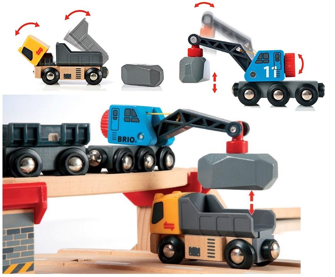 33210 Kompletny zestaw budowlano-kolejowy