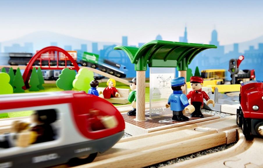 33209 Kompletny zestaw drogowo-kolejowy