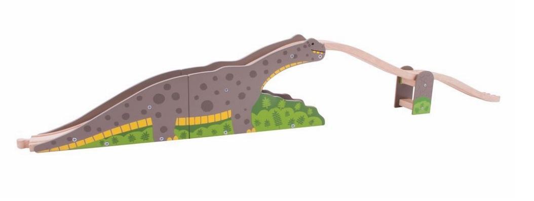 BJT242 Magiczny brontosaur - kolejka górska