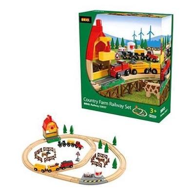 33037 Zestaw farmerski z lokomotywą elektryczną