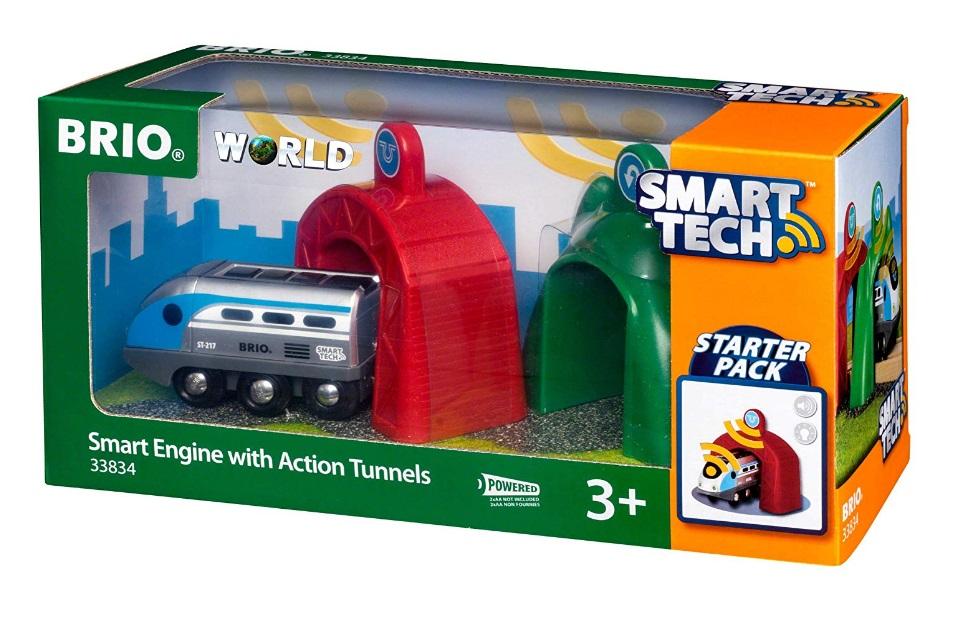33834 Lokomotywa Smart Tech ze sterowaniem elektryczna