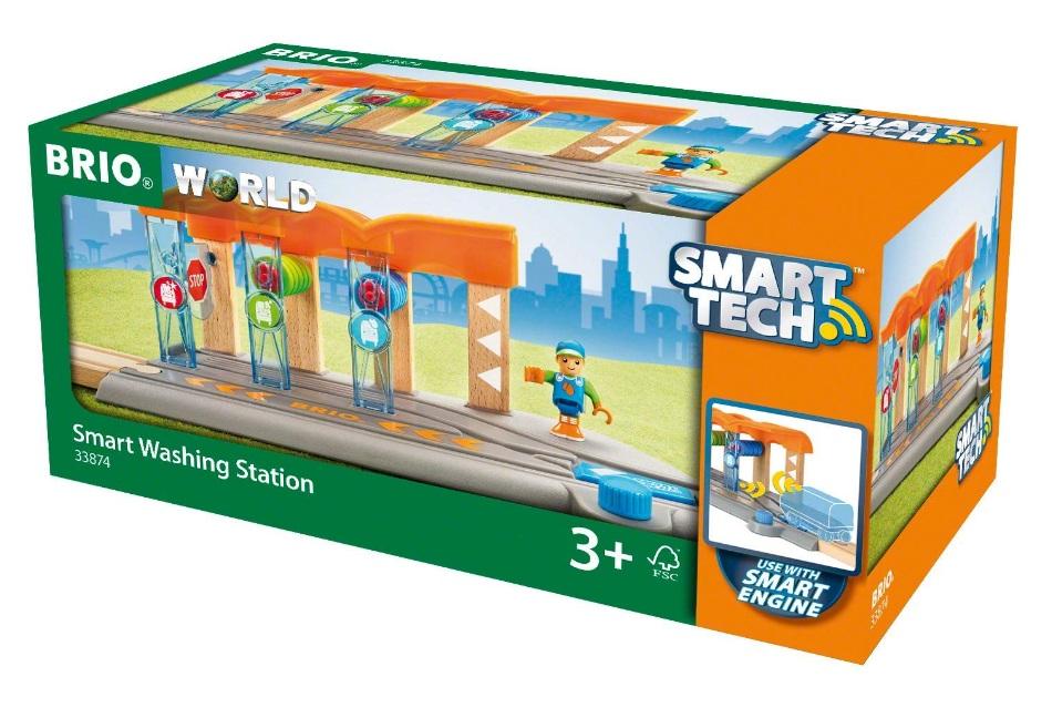 33874 Myjnia Smart Tech