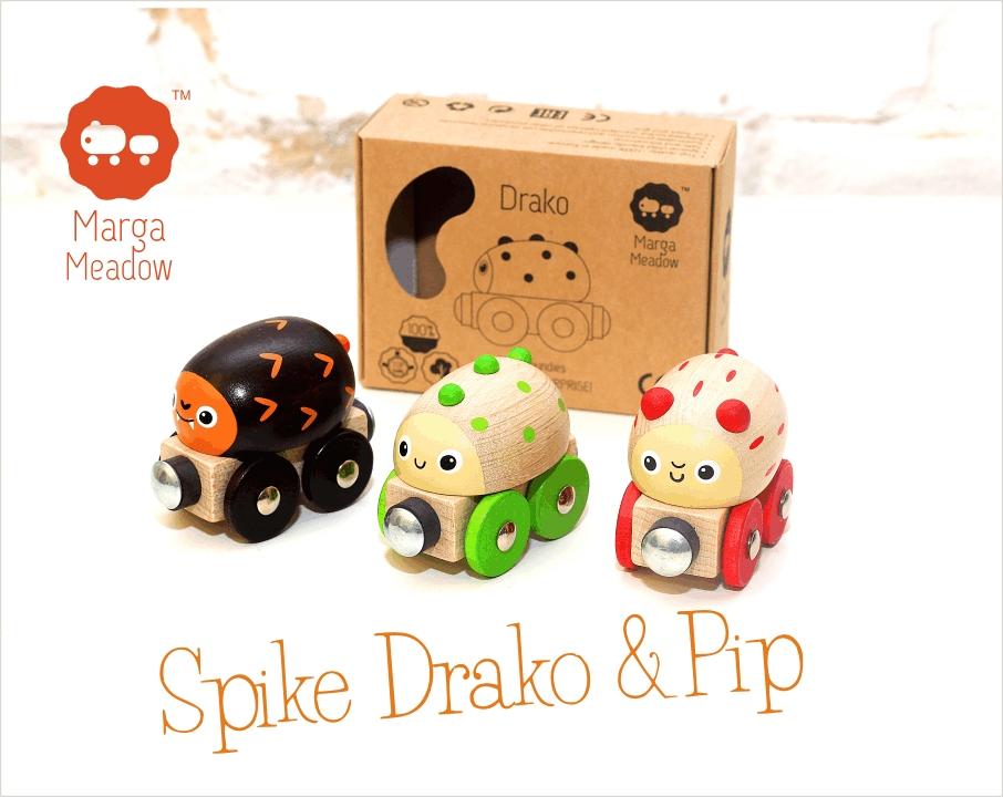 SP01 Ciufciak Spike -Estoński dowcipniś