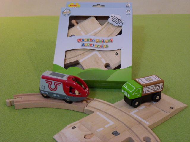 BJT223 Zestaw przejazdów kolejowych - niestrzeżonych