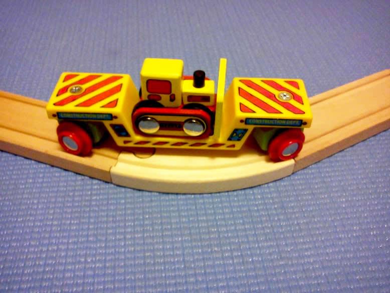 BJT415 Wagon do przewożenia Buldożera