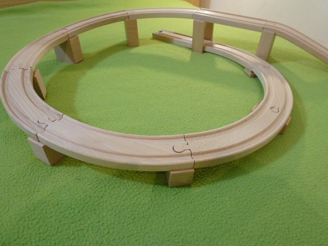 Spirala śmierci - roller coaster - kolejka górska - zestaw torów