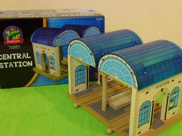 50955 Grand Central Station - Niebieska