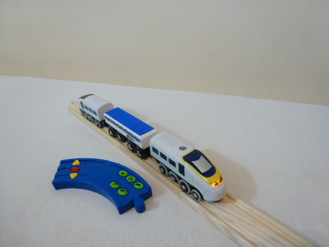 5804 Zdalnie sterowany Pociąg Elektryczny