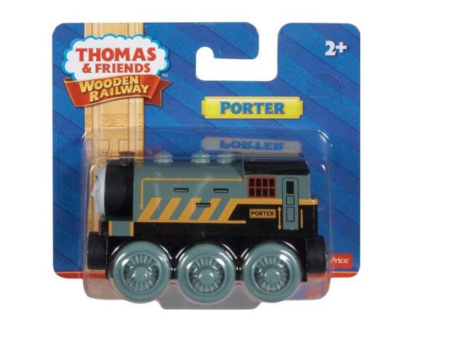 Porter z serialu Tomek i przyjaciele