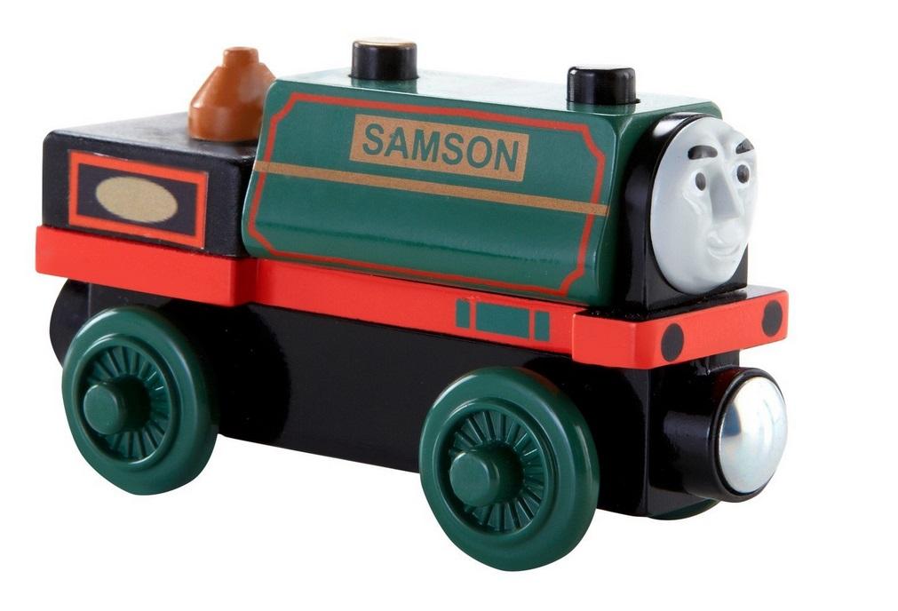 CDJ02 Samson - parowóz przyjaciel Tomka