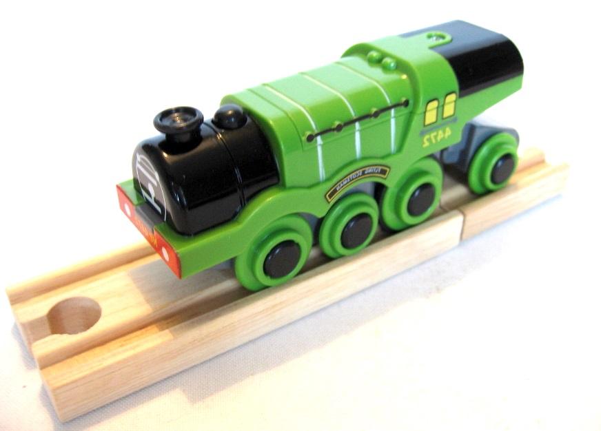 BJT306 Wielka zielona lokomotywa typu Scotsman