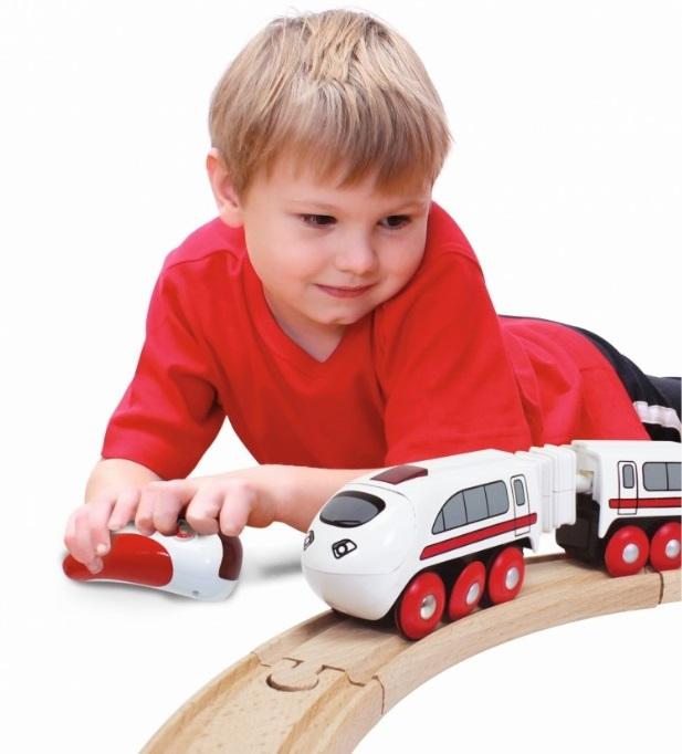 100001316 Intercity na pilota, zdalnie sterowany pociąg