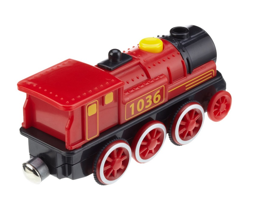 100001303 Znakowana lokomotywa elektryczna 1036 - bardzo silna