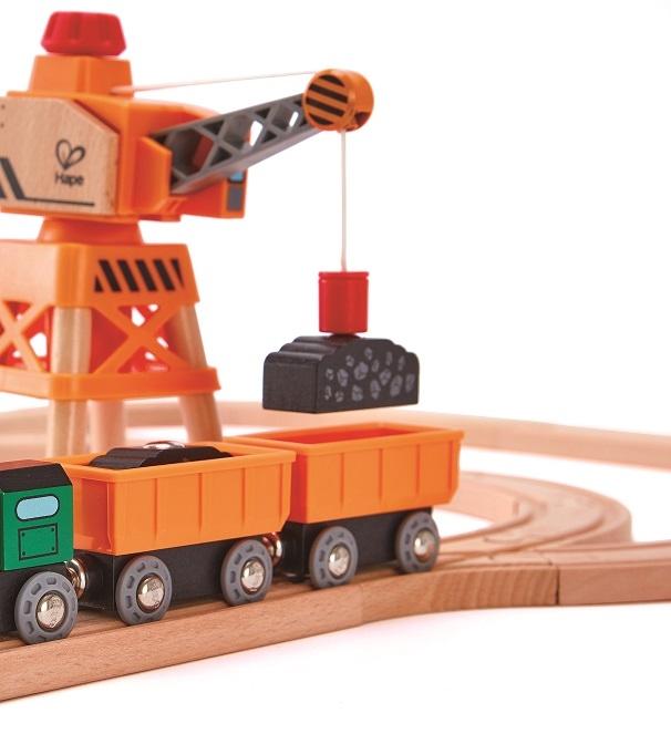 3718 Pociąg do przewożenia ładunków, magentyczny
