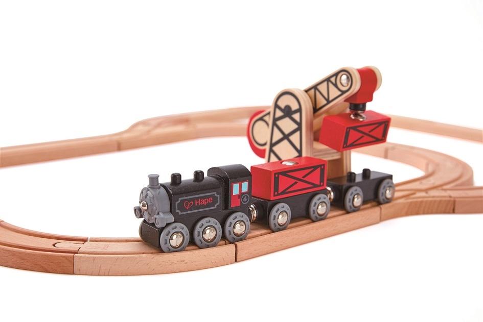 3717 Pociąg ze skrzyniami, magnetyczny