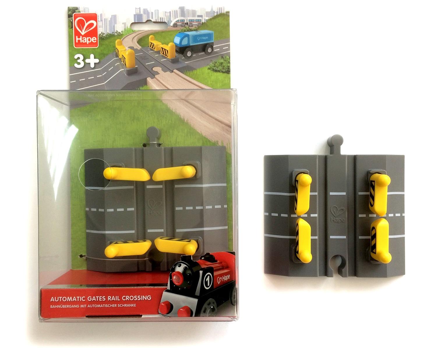 3705 Przejazd kolejowy Hape