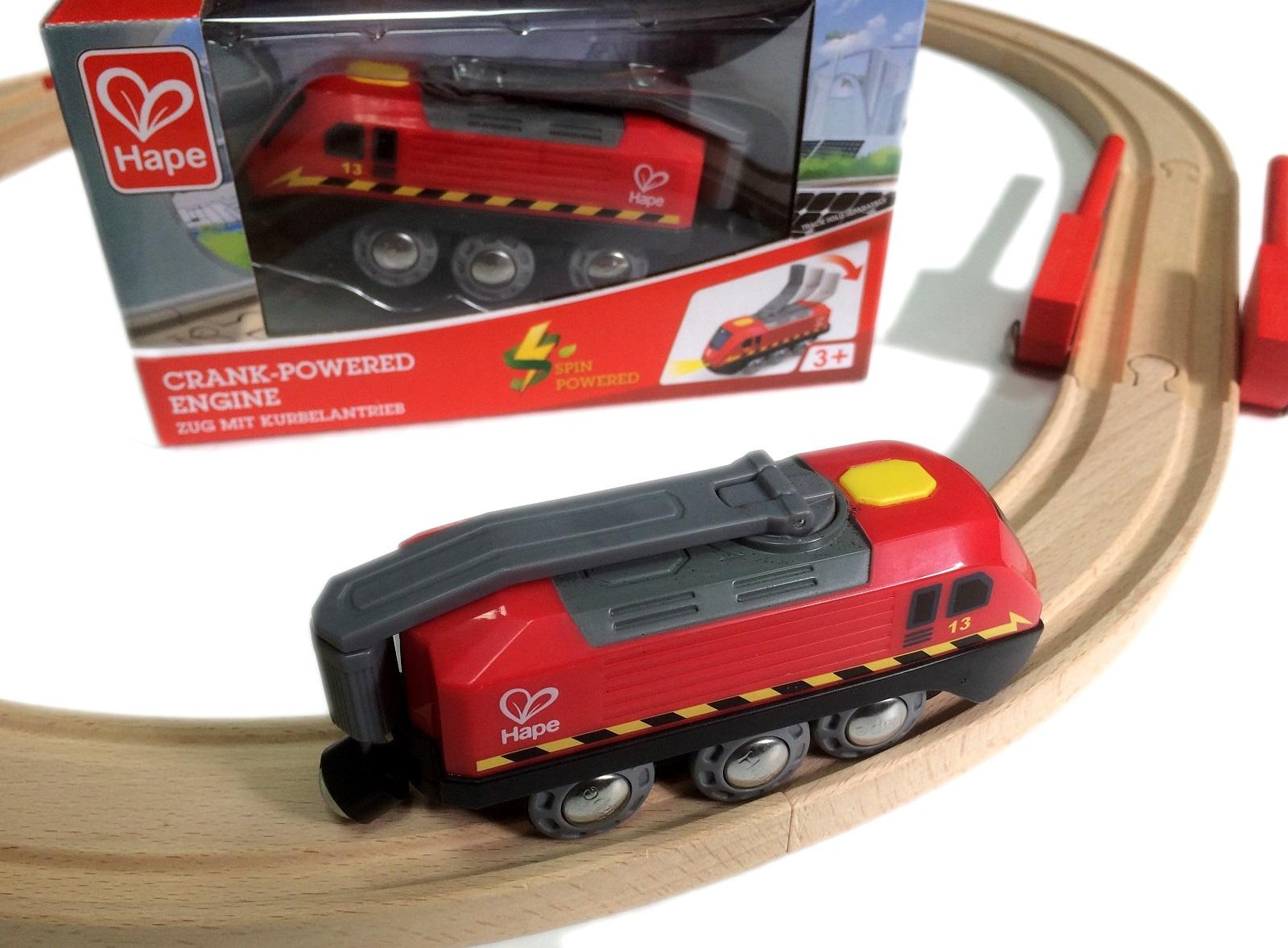 E3761 Ekologiczna lokomotywa jeżdżąca z ładowarką