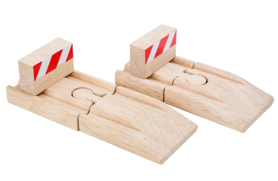 10260 Zakończenia torów drewnianych Small foot