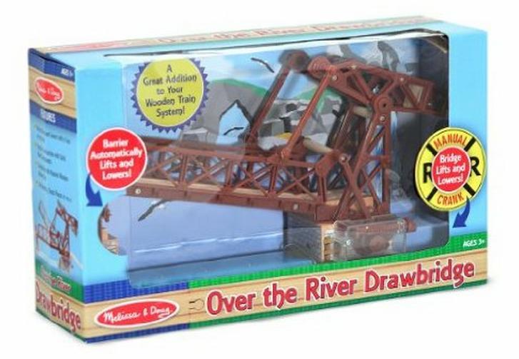 10628 Most zwodzony z przekładnią