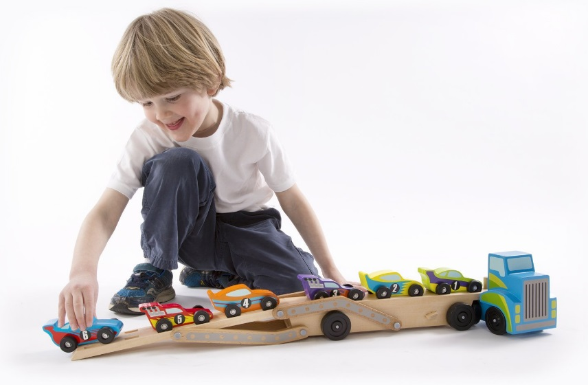 12759 Laweta do transportu samochodów z wyścigówkami