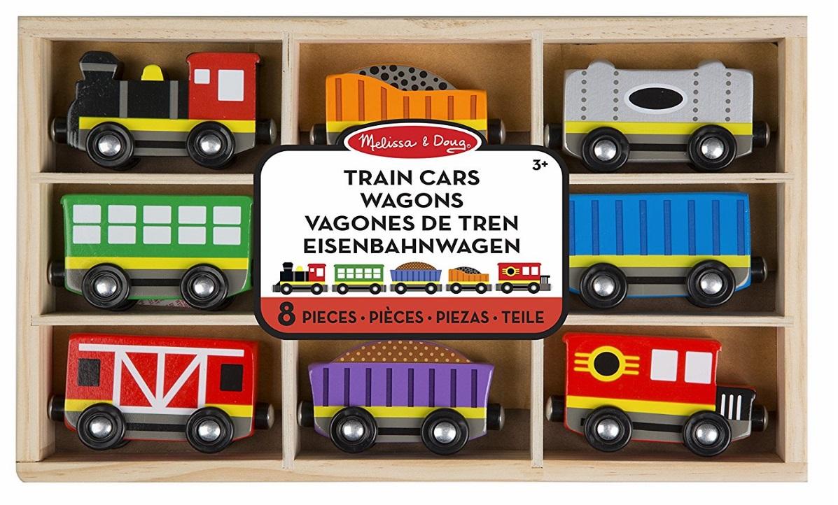 15186 Niezwykły pociąg w drewnianej skrzyneczce