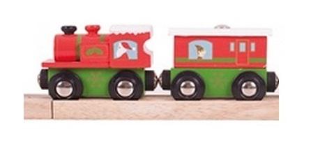 Pociąg św. Mikołaja