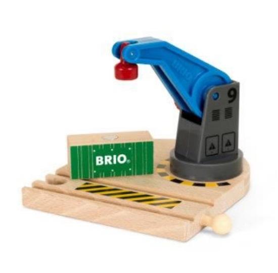Dźwig kolejowy Brio - Brio