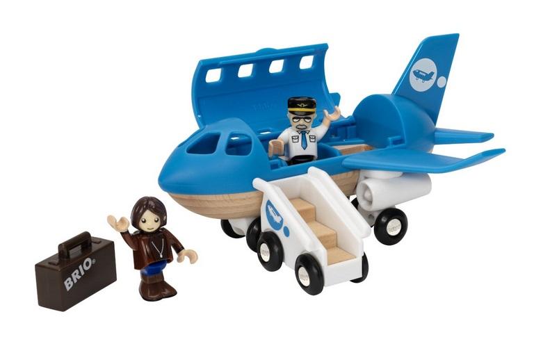 Samolot do makiety lotnisko - Brio
