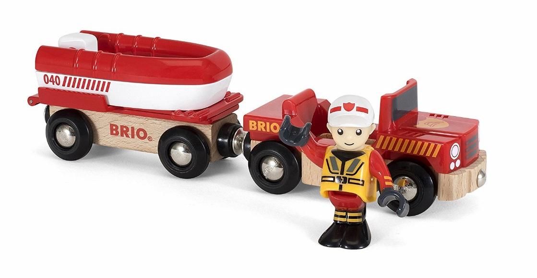 Pojazdy ratownicze - łódź - Brio