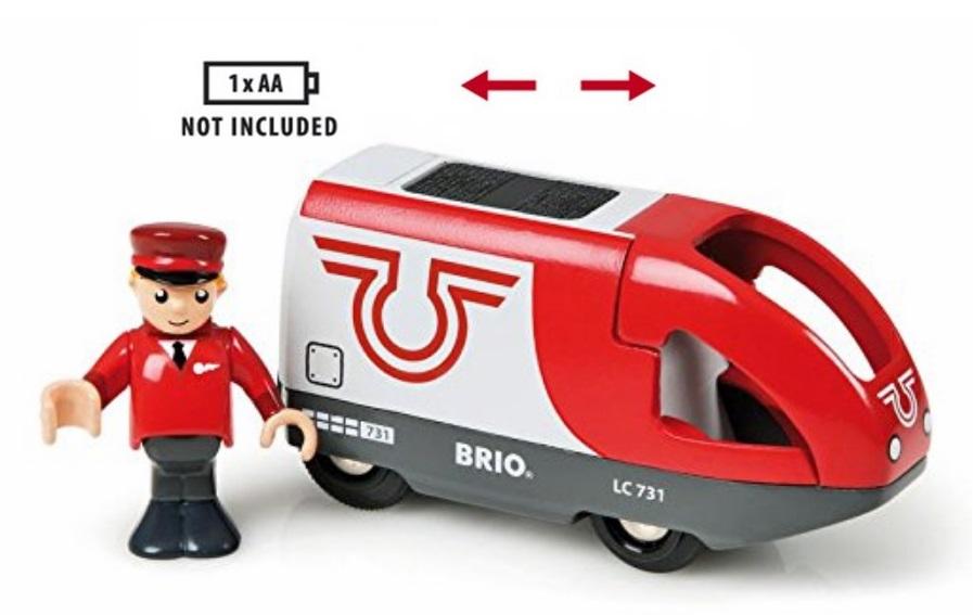 Wagon elektryczny - Brio