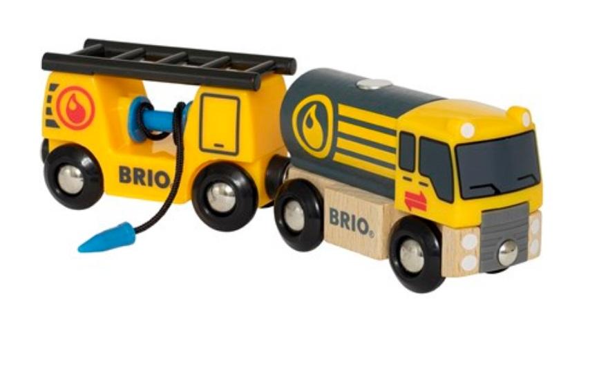 Pojazd pożarniczy - Brio