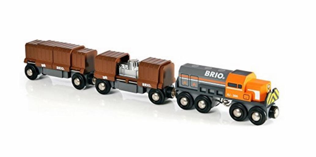 Ciężki pociąg towarowy - Brio