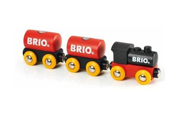 Klasyczny pociąg towarowy - Brio